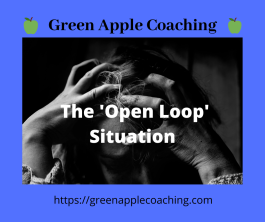 The 'Open Loop' situation